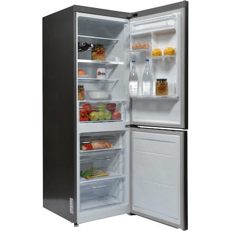 Cea mai bună combina frigorifica cu congelator complet deschis