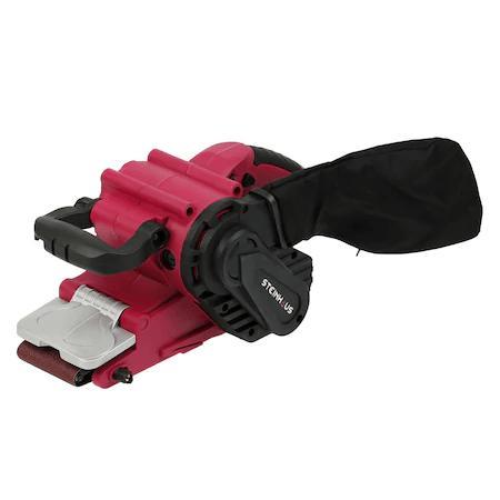 Cel mai accesibil șlefuitor cu bandă în general, cu viteze variabile