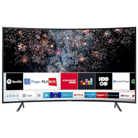 Cel mai bun Smart TV în general, curbat