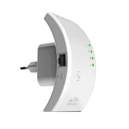 Cel mai bun amplificator wifi în general, cu patru antene reglabile