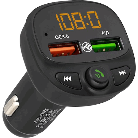 Cel mai bun si practic Modulator FM: Modulator FM Bluethoot Tellur FMT-B7