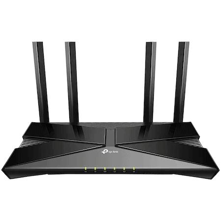 Router wireless cu cele mai multe dispozitive conectate