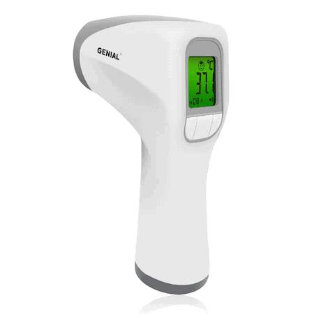 Cel mai bun termometru digital, non contact