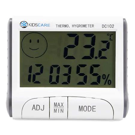 Cel mai bun termometru si higometru