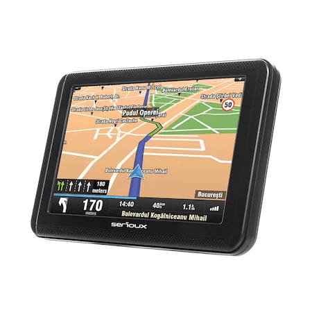 Cel mai usor GPS AUTO, prin greutatea sa