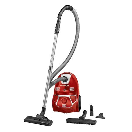 Cel mai performant aspirator cu spălare: Aspiratorul Rowenta Compact Power parquet RO3953EA