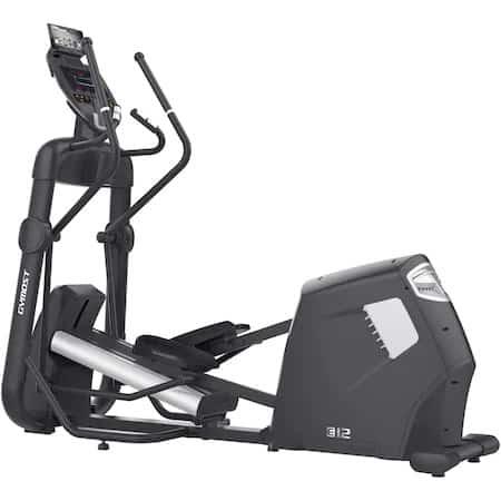 Bicicleta eliptică potrivită pentru oricine: GYMOST BEL-E12