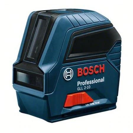 Cea mai bună nivelă cu laser cu suport multifuncţional rotativ: Bosch Professional GLL 2-10