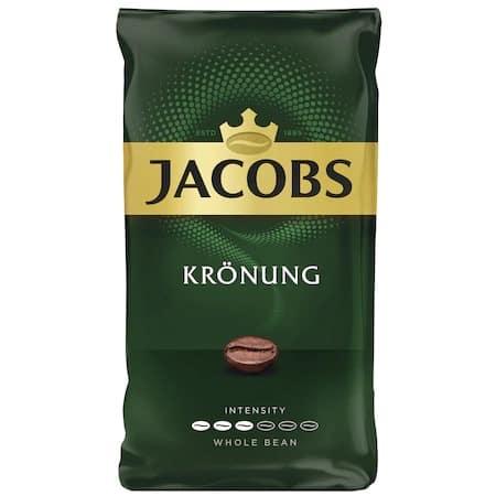 Cea mai proaspătă cafea vândută de Jacobs - Cafea boabe, Jacobs Kronung Alintaroma