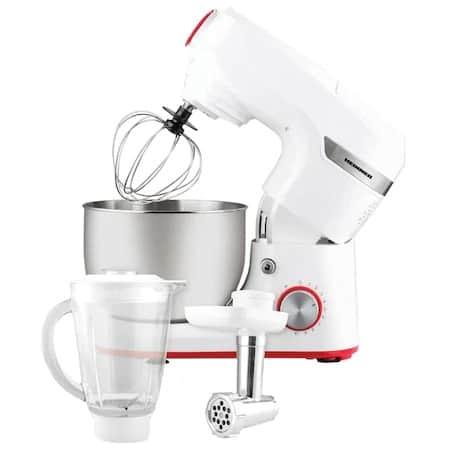 Cel mai bun robot multifunctional de bucătărie cu capacitate mare: Heinner HPM-1000WH