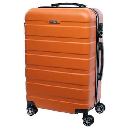 Cele mai bune trolere - Cel mai încăpător troler: Kring Ethiopia ABS 75 cm portocaliu